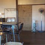 ao cafe - 昔懐かしい雰囲気