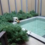 45528151 - 部屋の露天風呂