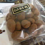 Dari K - カシューチョコは大人の味