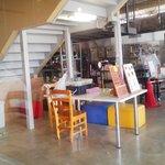 4553226 - ガラス工房と、併設しています。