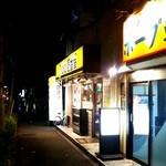 ホープ軒 - 店入口