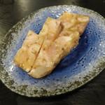 45530506 - 豚足と粒マスタードの煮こごり