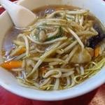 jr. 菜苑 - 15/12/14 サンマー麺