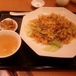 中華菜飯 - 「チャーハン」です。