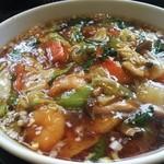 45537693 - 五目湯麺