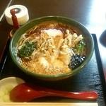 清水 - 山彦蕎麦 温