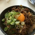ラーメン 九龍 - 馬丼