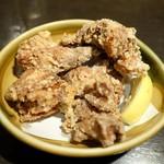 北の味紀行と地酒 北海道 - 北野黄金鶏ザンギ