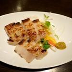 北の味紀行と地酒 北海道 - ポロト豚炙り焼きベーコン
