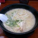 一麺亭 - 一麺定食 ラーメン