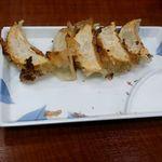 一麺亭 - 一麺定食 餃子