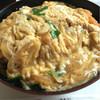 らくの寿司 - 料理写真:カツ丼700円