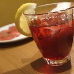 ワインとヤキニク円山JIN - 自家製サングリア