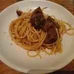 45541482 - 牛ほほ肉のナポリ風ジェノベーゼ