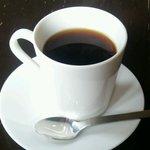 45542698 - ケーキセットのコーヒー