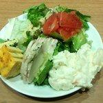 45544644 - サラダ&前菜(盛り沢山になりました)