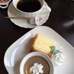 かんカフェ - ランチのドルチェ、コーヒー