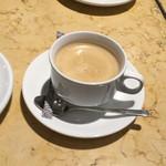 ビアカフェ ブルッグスゾット - ホットコーヒー