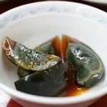 豊屯 - 2015.12 皮蛋(400円)