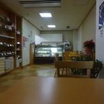 カプリスCake&Cafe - 内観