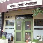 PARADISE CAFE MODERNS -