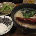 ご飯屋 おむすび - 豚汁