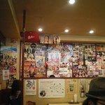 焼肉ハウス三宝 - 店内