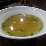 元祖 札幌や - ☆不思議な味わいのスープです☆