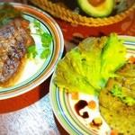 エラドゥーラ - 食用サボテンとAVO豚