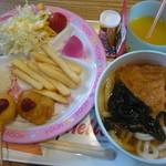 45551211 - お子様定食650円