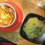 45551712 - 炙りチーズつけ麺(2015/12)