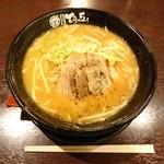 45552166 - 江戸味噌ラーメン…税別750円