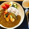 おっぽに亭こっこ - 料理写真:白州鷄カレー 1050円