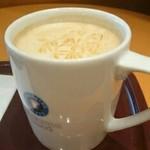 エクセルシオールカフェ - 豆乳ラテ M (440円)