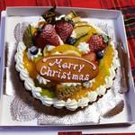 フランス菓子 果摘 - 料理写真:フルーツタルト