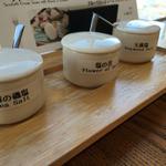 salt&cafe - 喫茶で塩くらべ