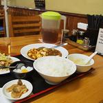 中国料理 龍  - 四川麻婆豆腐定食