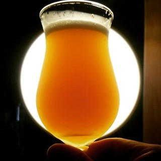 オールハンドメイドの自家製クラフトビール