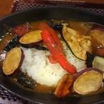 天竺curry -
