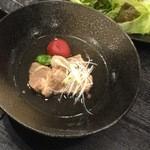 あすなろ - 鹿野高原豚のあっさり梅煮