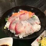 あすなろ - 海鮮丼