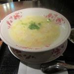 東京炒飯 プロデュースドゥ バイ 赤坂璃宮 - 朝10時まで限定、泡飯セット