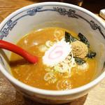 麺や 六三六 - つけ汁(^∀^)ノ