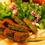 ミシュミシュ - ファラフェル 中東の野菜コロッケ