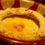 ミシュミシュ - ひよこ豆とゴマのフムス