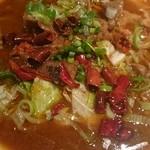 四川料理 川香苑 - 水煮牛肉