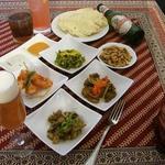 サティヤム - 料理写真:スパイス薫るおつまみメニュー
