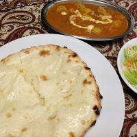 サティヤム - チーズクルチャ ランチ