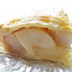マミーズ・アン・スリール - 料理写真:紅玉のアップルパイ