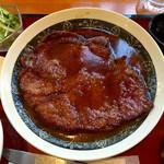 マルヤス - 料理写真:牛ロース・ステーキ